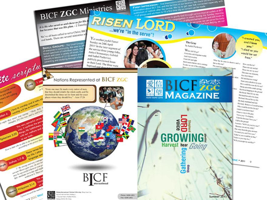 BICF Magazine Summer 2011