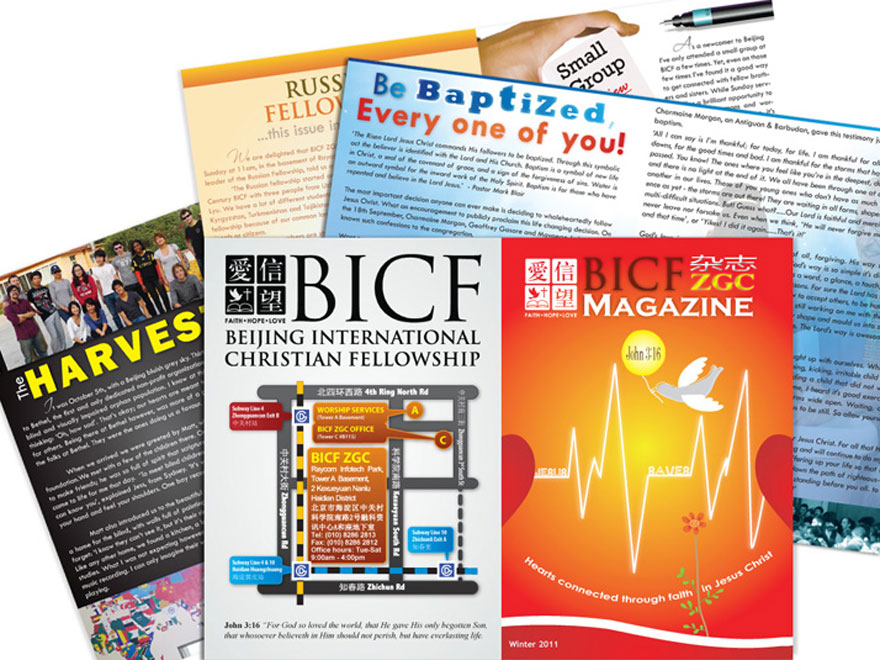 BICF Magazine Winter 2011